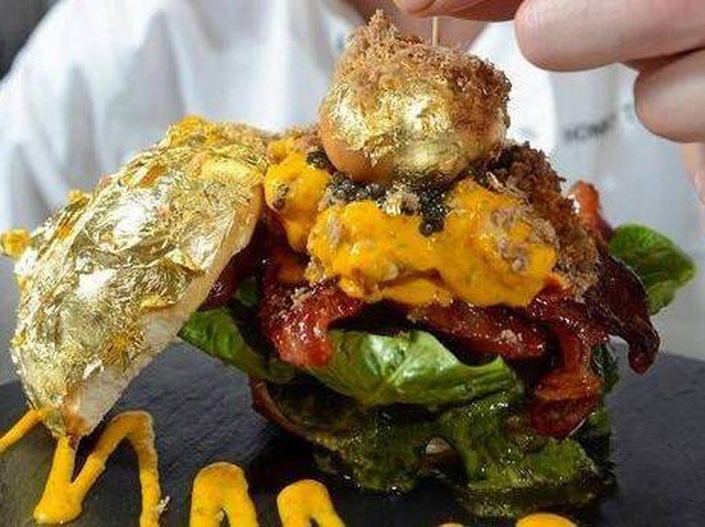 Wouw! 5 Fast Food Ini Harganya Mencapai Puluhan Juta Rupiah
