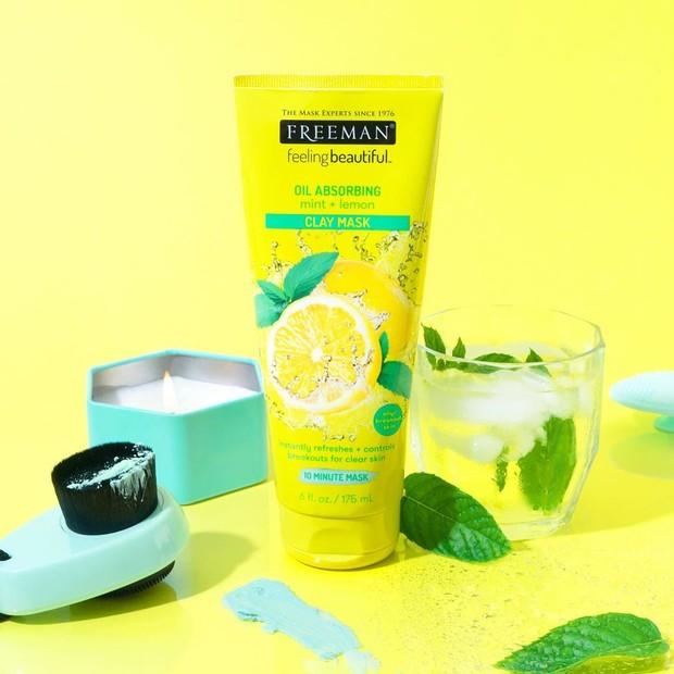 Freeman Mint & Lemon Clay Mask