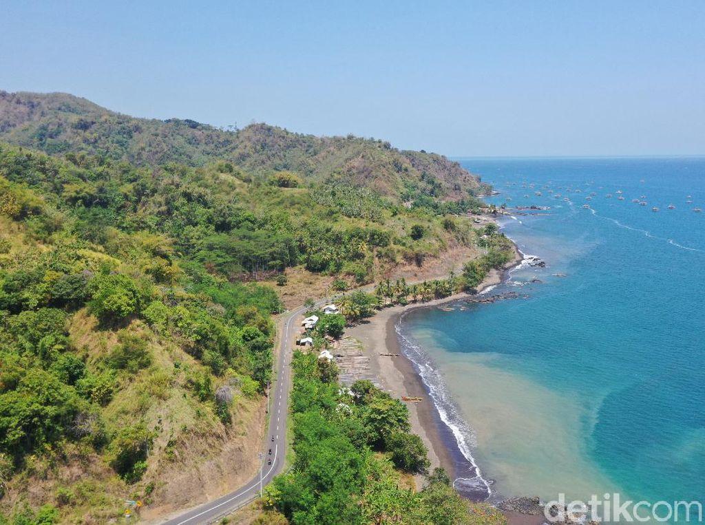 Pemkab Sukabumi Percepat Bangun Gerbang Geopark Senilai Rp 940 Juta