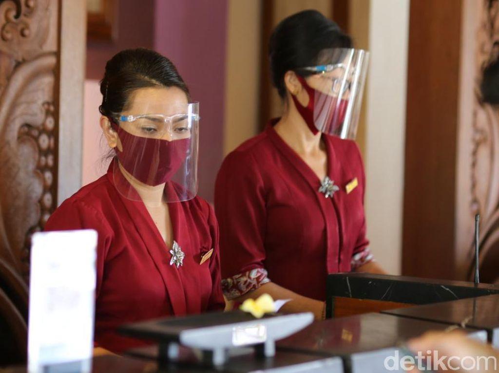 Mengintip Protokol Kesehatan Hotel Bali dan Tips Berlibur Saat COVID-19