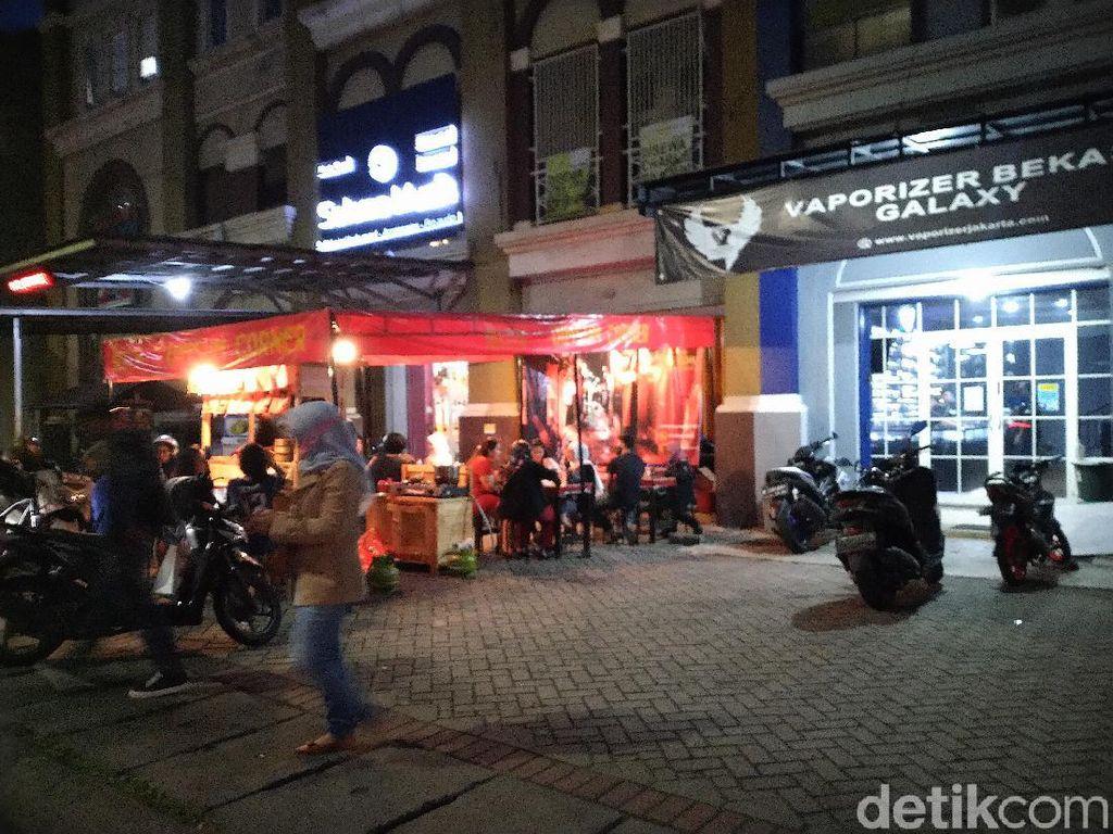 Direvisi, Layanan Take Away Restoran-Kafe di Bekasi Boleh 24 Jam
