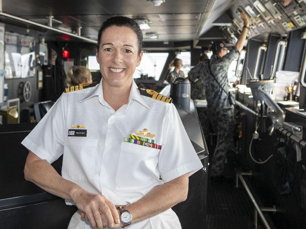 Kapten Hay Sebut Tentara Wanita Indonesia Cerdas dan Profesional