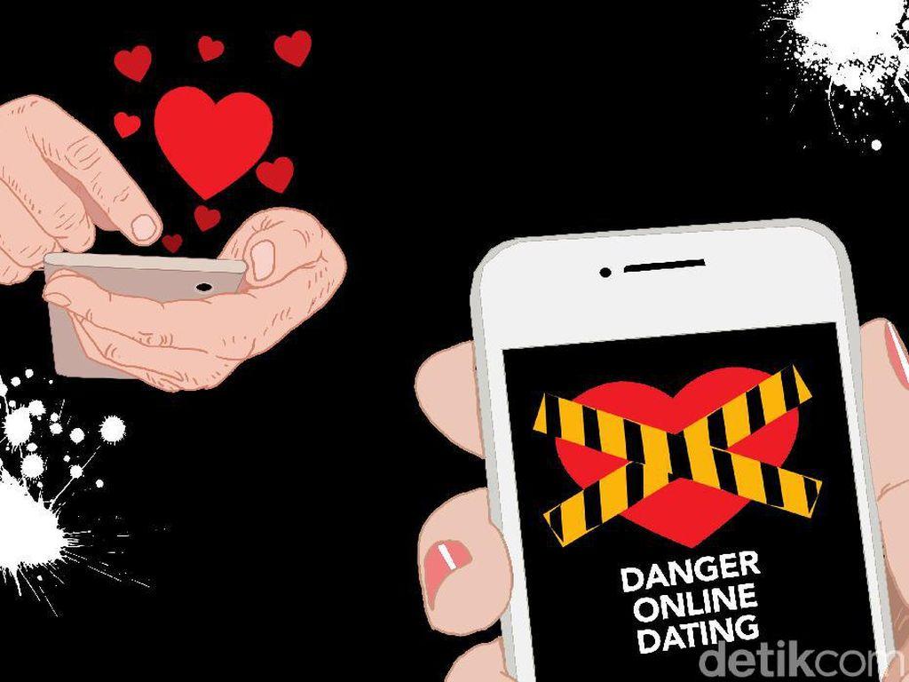 Online Dating: Dari Ditipu Sampai Diajak Mesum