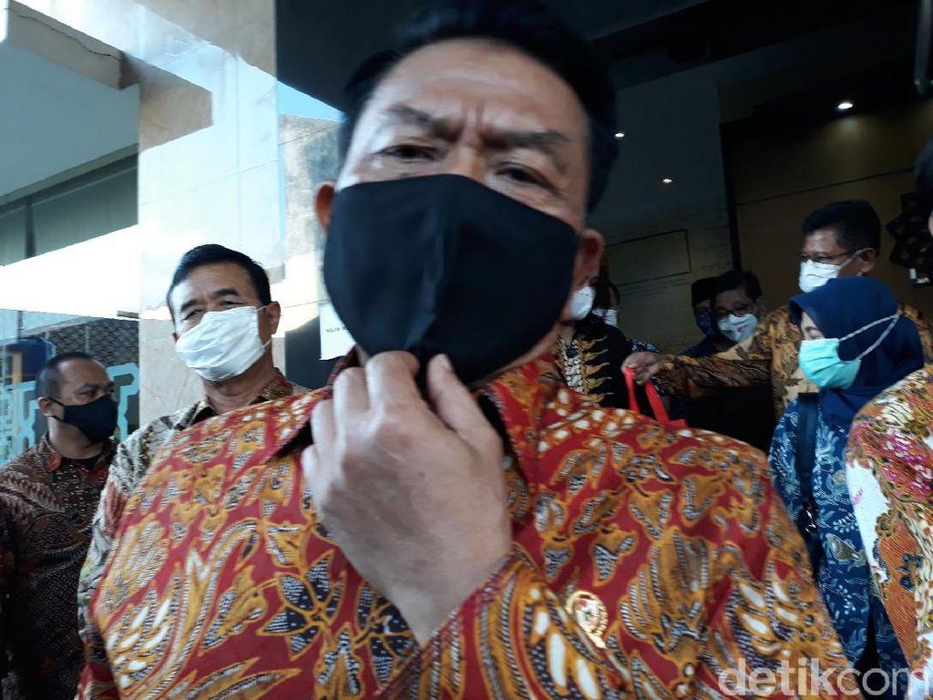 Moeldoko Temui Ketua PP Muhammadiyah di Yogya, Bahas Apa?
