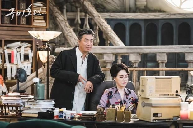 Kim Jung Nan dan Ahn Gil Kang/ Foto: Soompi
