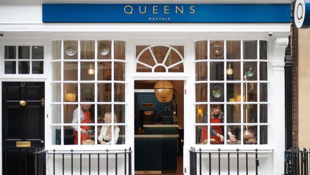 Potret Tempat Ngopi Premium di London, Seporsi Rp 1 Juta