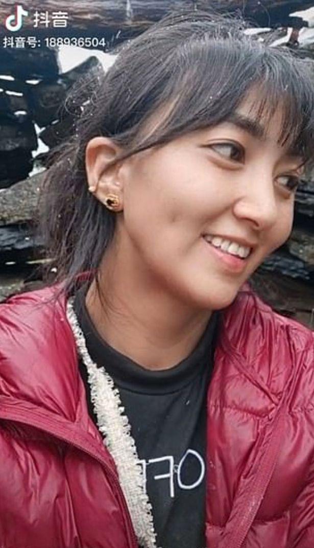 Lamu, selebgram asal Cina.