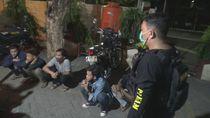 Mabuk dan Bawa Motor Ngebut di Jalanan, 5 Pria di Makassar Ditangkap