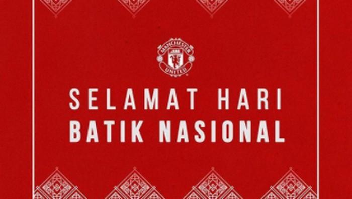 Manchester United batik