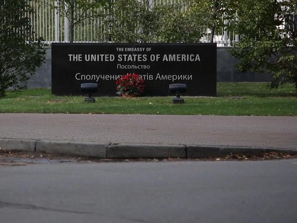 Pegawai Kedutaan AS di Ukraina Tewas Diduga Dibunuh