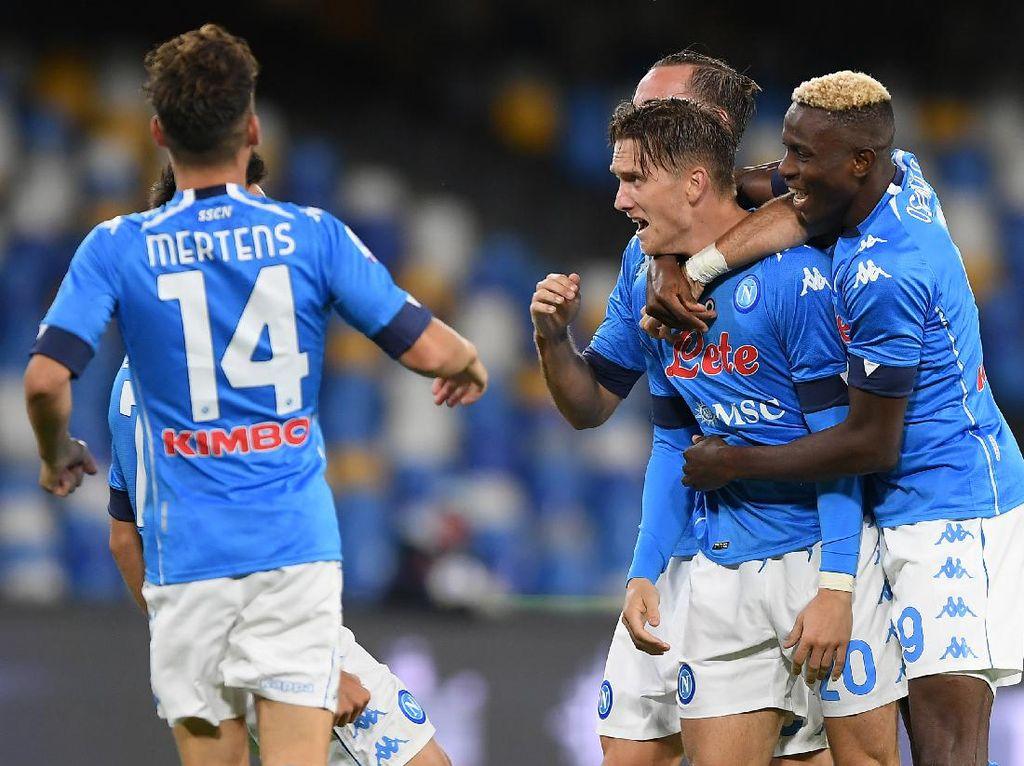 Napoli Terjerat Hukum Kalau Kekeh ke Markas Juventus