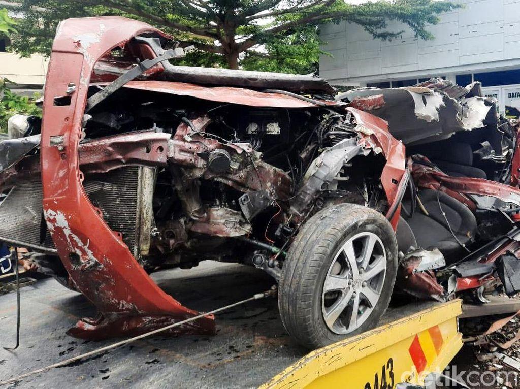Korban Kecelakaan di Sleman dari Semarang Tujuan Pantai Gunungkidul