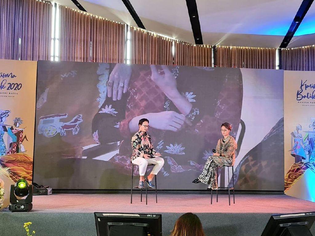Hari Batik, Kemenparekraf Hadirkan Karisma Batik 2020: Bangga Pakai Batik