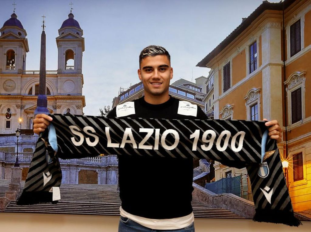 MU Resmi Pinjamkan Andreas Pereira ke Lazio