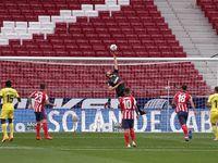 Atletico Madrid Vs Villarreal Seri Tanpa Gol