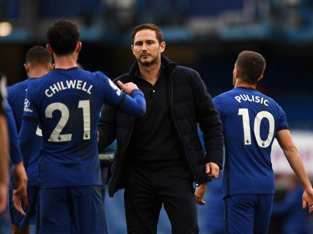 Sebelum Chelsea Pecat Lampard, Ruediger-Azpilicueta Suka Cekcok