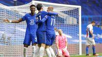 Video Chelsea Vs Crystal Palace: The Blues Pesta Gol