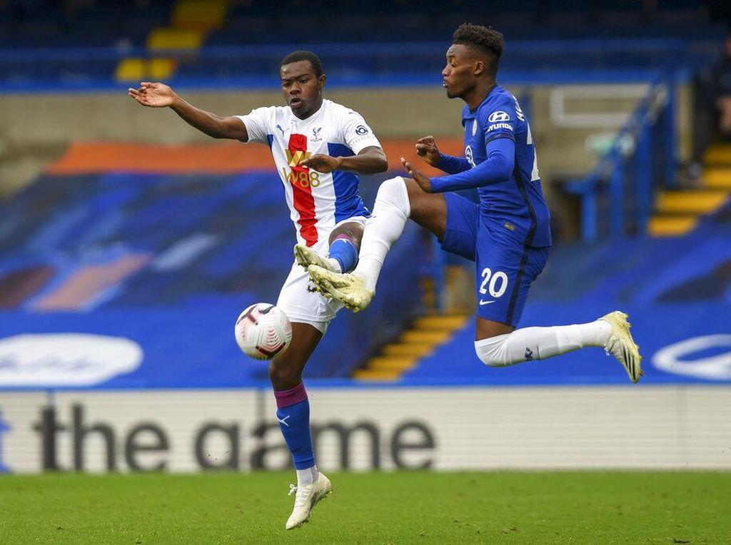 Babak I Selesai, Chelsea Vs Palace Masih 0-0