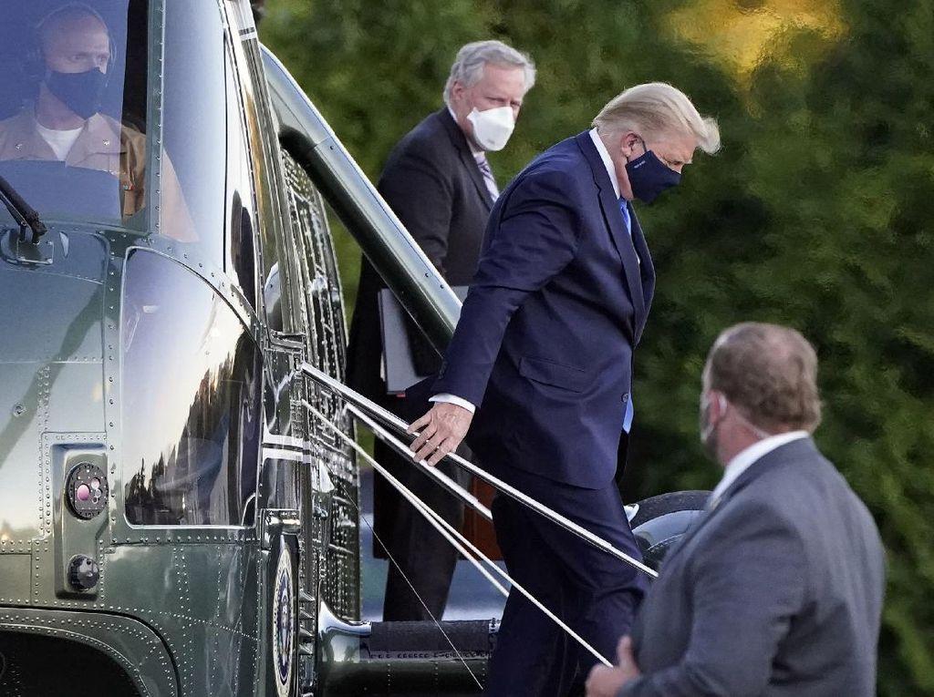 Trump Akan Terbang ke Florida untuk Kampanye pada 12 Oktober