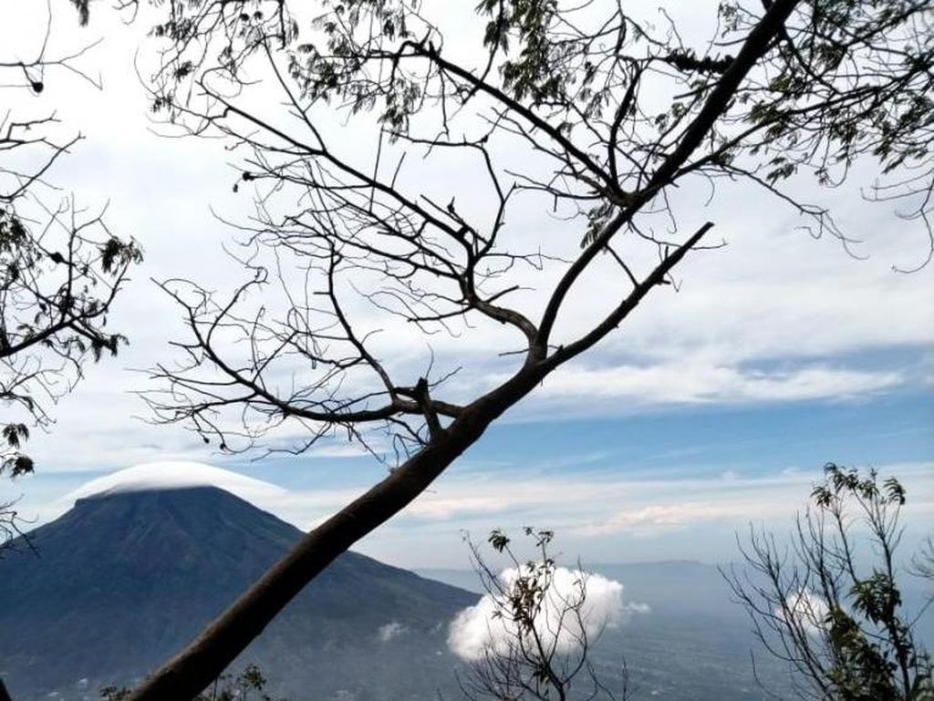 Gunung Sindoro via Alang-alang Sewu Dibuka, Ini Protokolnya