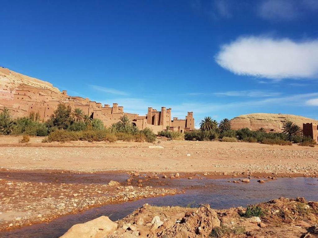 Indahnya Kota Ouarzazate, Hollywood-nya Afrika Utara