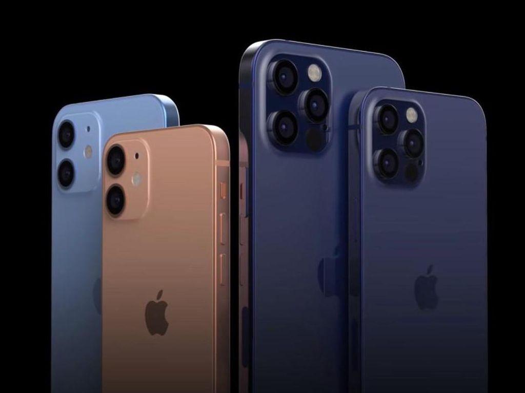 Bocoran iPhone 12 yang Siap Meluncur Malam Ini