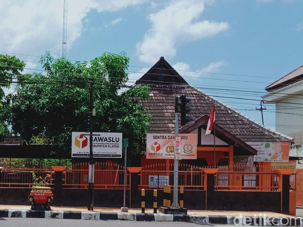 2 Kades di Klaten Dilaporkan ke Bawaslu Gegara Dugaan Tak Netral