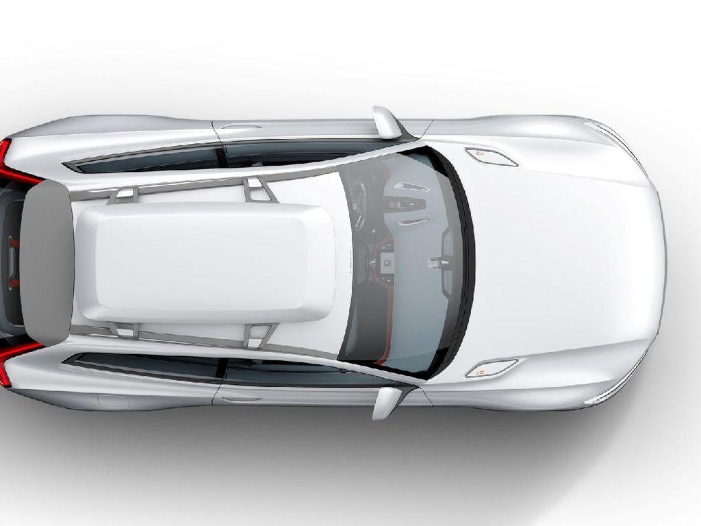 Volvo Siapkan Crossover Listrik Mungil Disapa XC20 dengan Banderol Murah