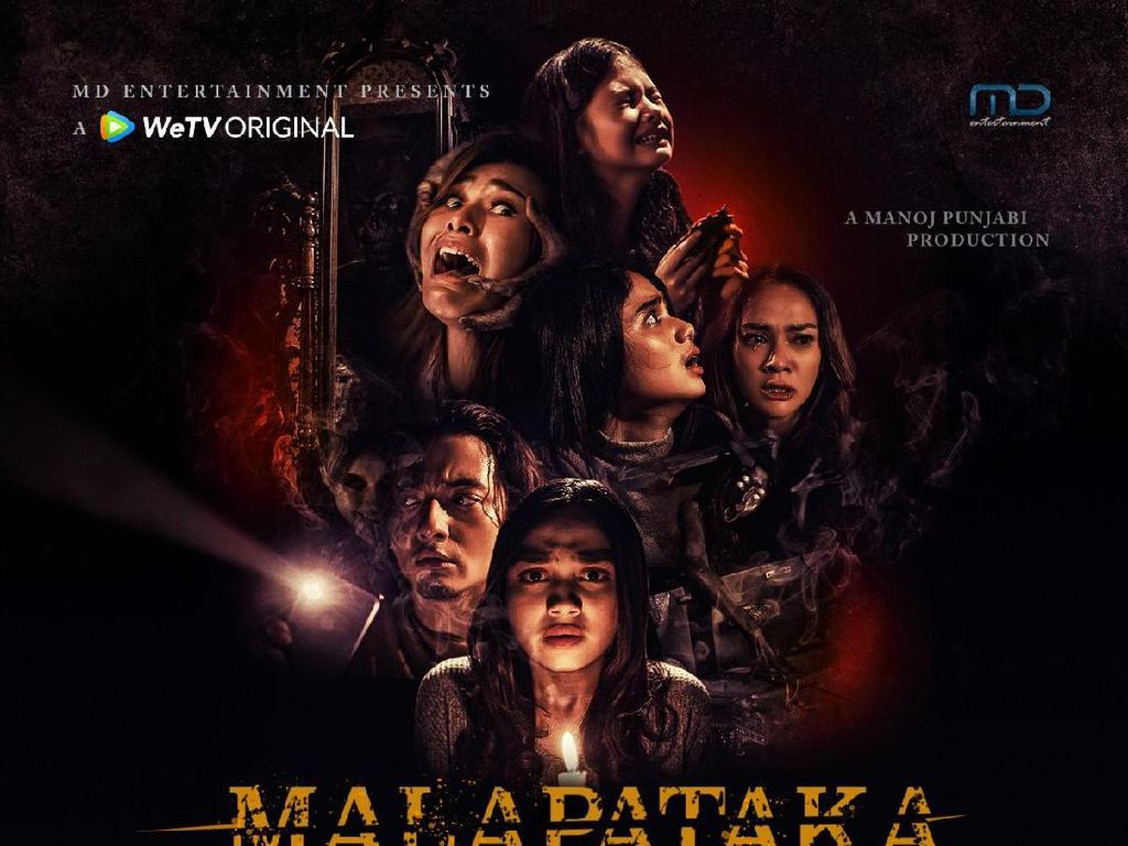 Film Horor Malapataka Bakal Rilis di Layanan Video On Demand