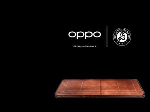 OPPO Jadi Mitra Premium di Turnamen Roland-Garros 2020