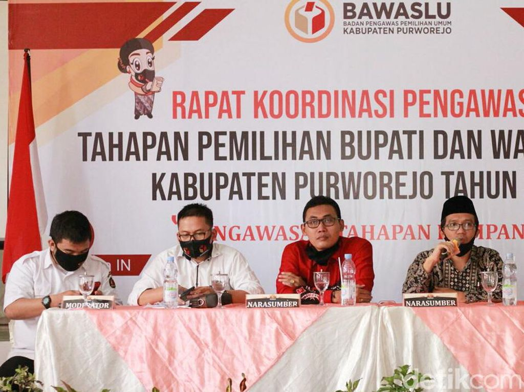 Diduga Langgar Netralitas, Seorang ASN Purworejo Dilaporkan Bawaslu ke KASN