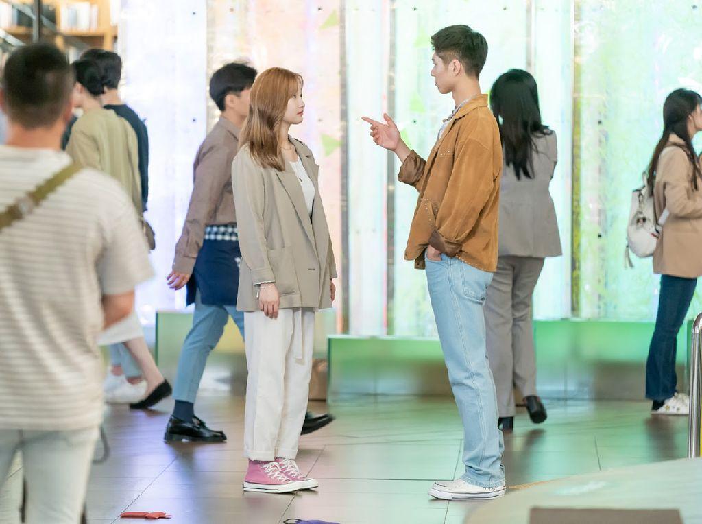 Park Seo Joon Muncul di Ep 9 Record of Youth, Tonton Teasernya!