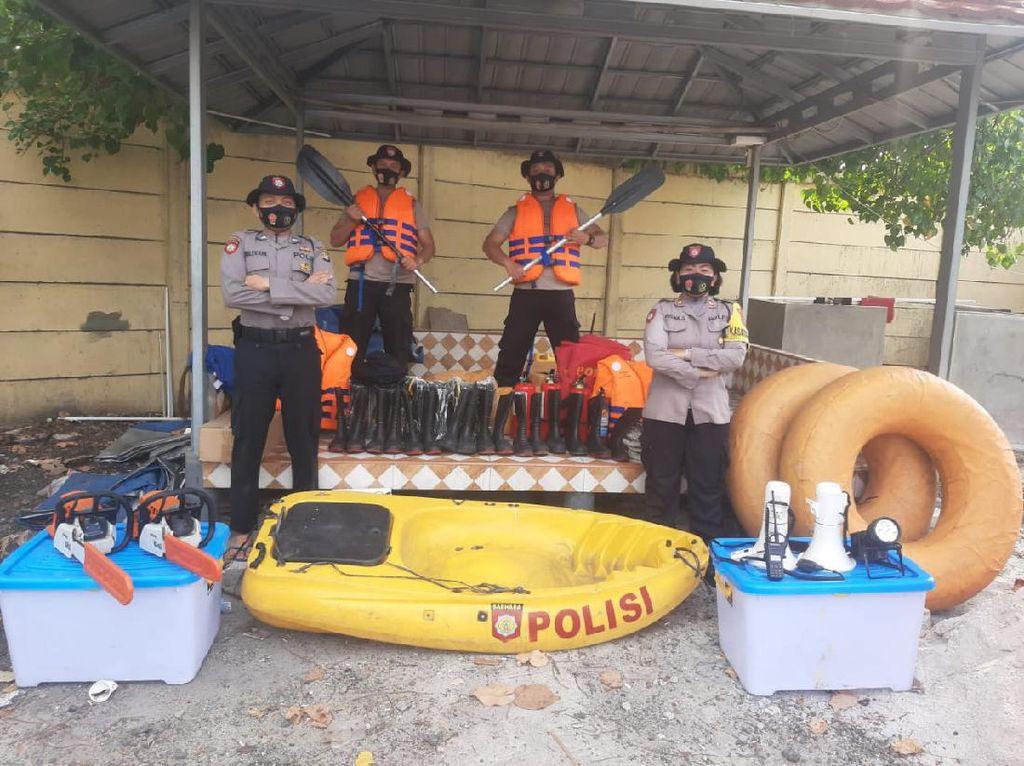 Masuk Musim Hujan, Polres Pelabuhan Tanjung Priok Bentuk Satgas Banjir