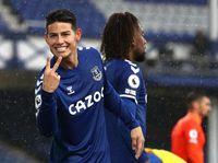 James Rodriguez Nyetel Banget sama Everton