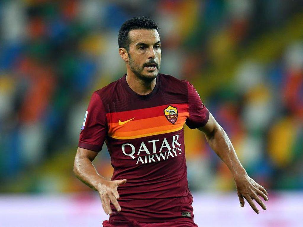 Resmi! Pedro Nyeberang dari Roma ke Lazio
