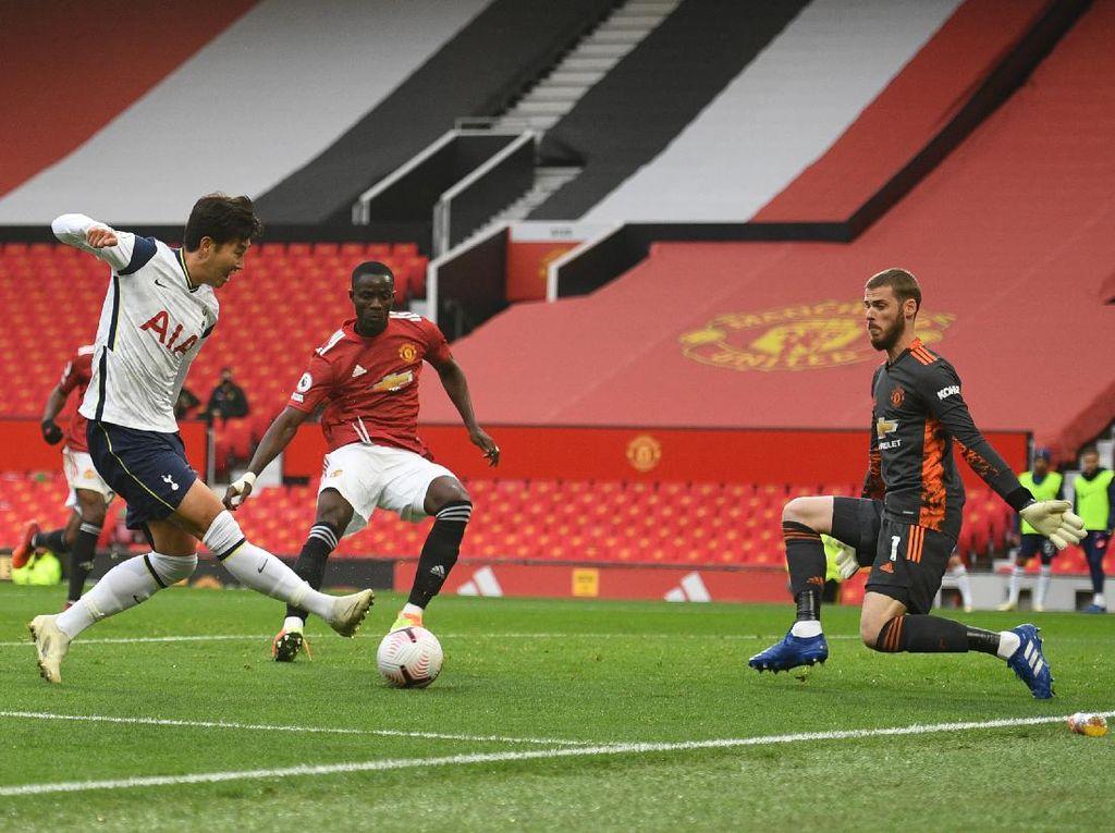 Kemenangan 6-1 atas MU Bikin Tottenham Makin Pede