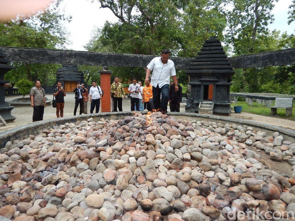 Bojonegoro Siapkan Langkah Agar Kayangan Api Tidak Padam Seperti Mrapen
