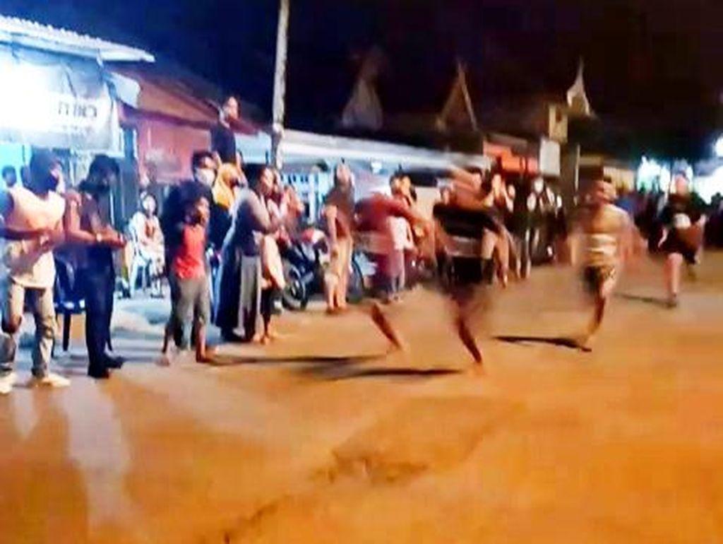 Polisi Usut Balap Lari Liar di Bone Sulsel, Penyelenggara Diperiksa