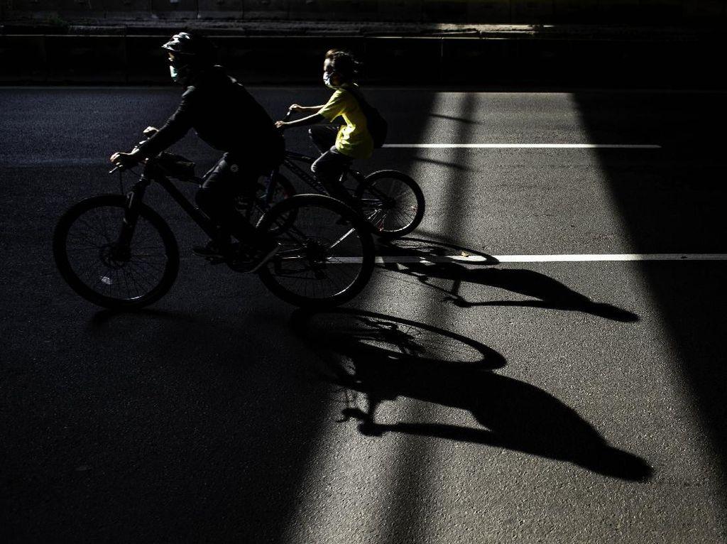 Pemerintah Dorong Sepeda Masuk Jaringan Transportasi Publik