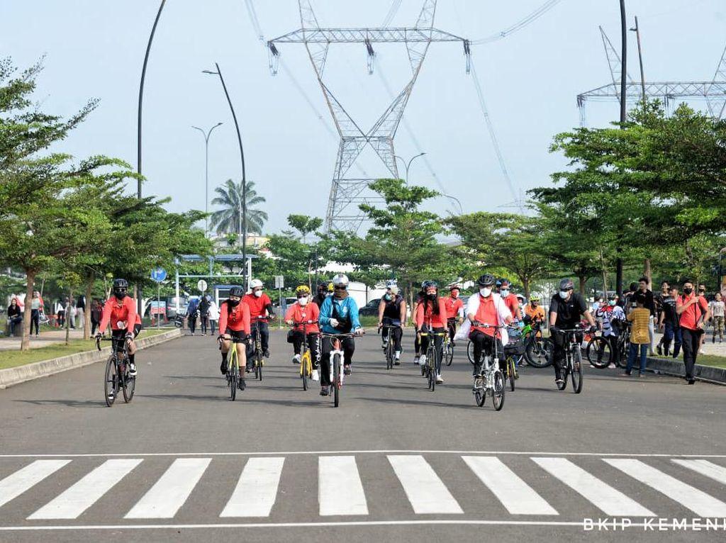 Menhub Ingin Masyarakat Andalkan Transportasi Sepeda, Ini Caranya
