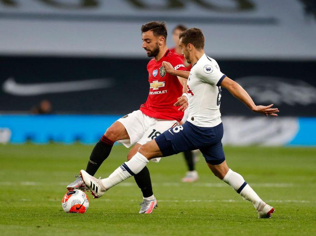 Liga Inggris Nanti Malam: Manchester United Vs Tottenham Hotspur