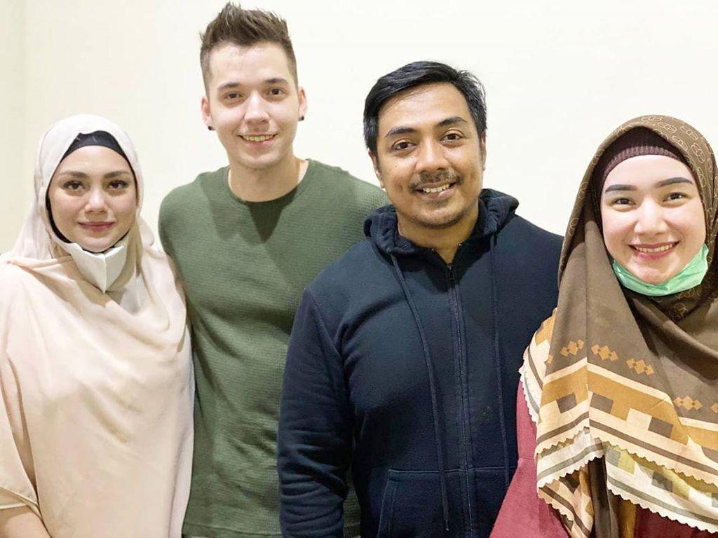 Stefan William dan Natasha Wilona Mesra, Celine Ingatkan Rezeki Haram