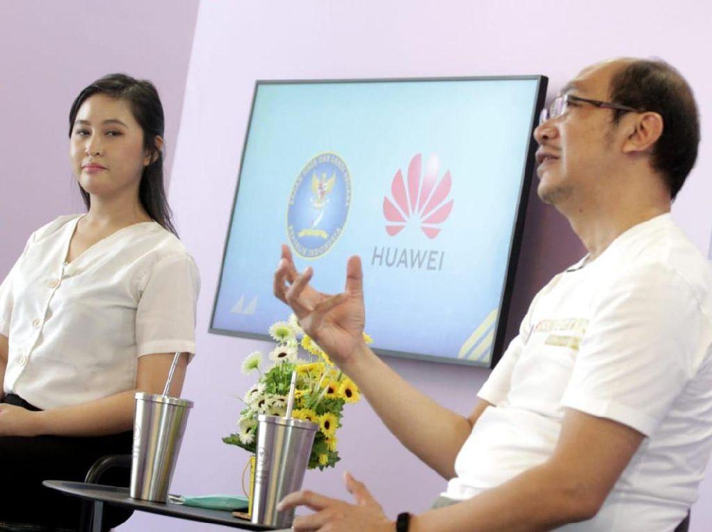 Diskusi Menjaga Keamanan Siber di Era IoT