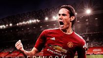 Video Manchester United Perkenalkan Edinson Cavani