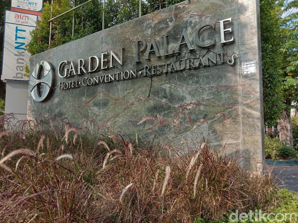Soal Hotel Garden Palace, PHRI Tak Ikut Campur Masalah Internal