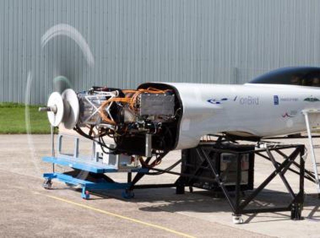 Keren, Rolls-Royce Bikin Pesawat Bertenaga Listrik