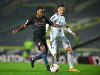 Meski Gagal Menang, Sterling Nikmati Duel dengan Leeds United