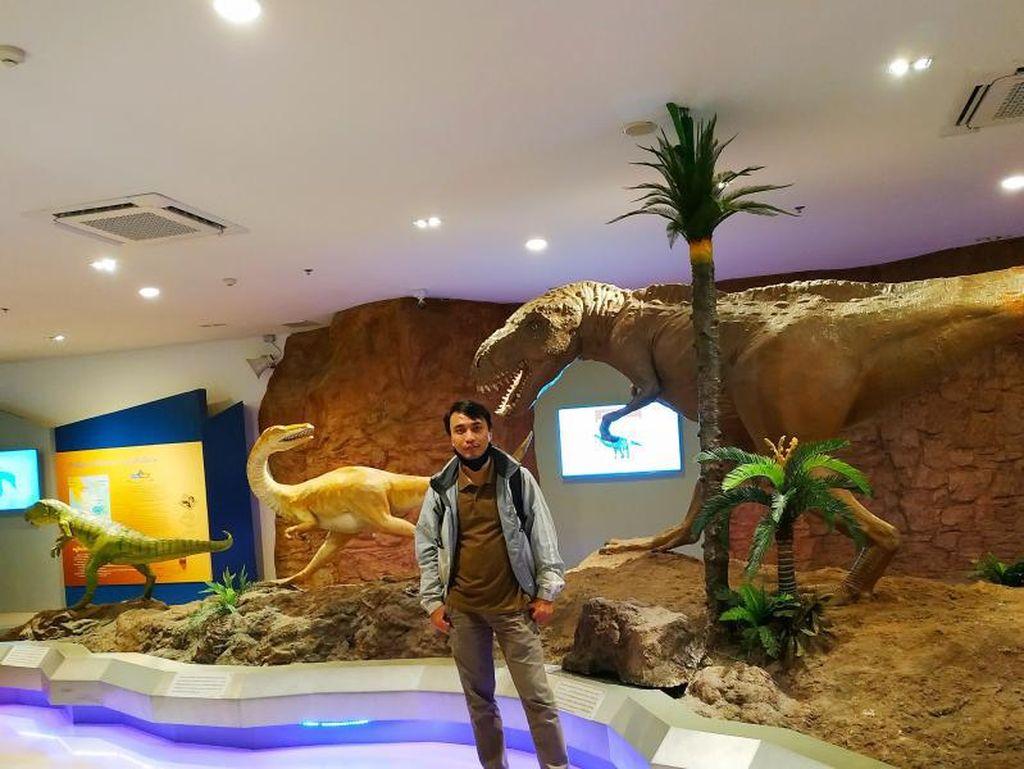 Jelajahi Masa Purbakala di Museum Sejarah Alam Thailand