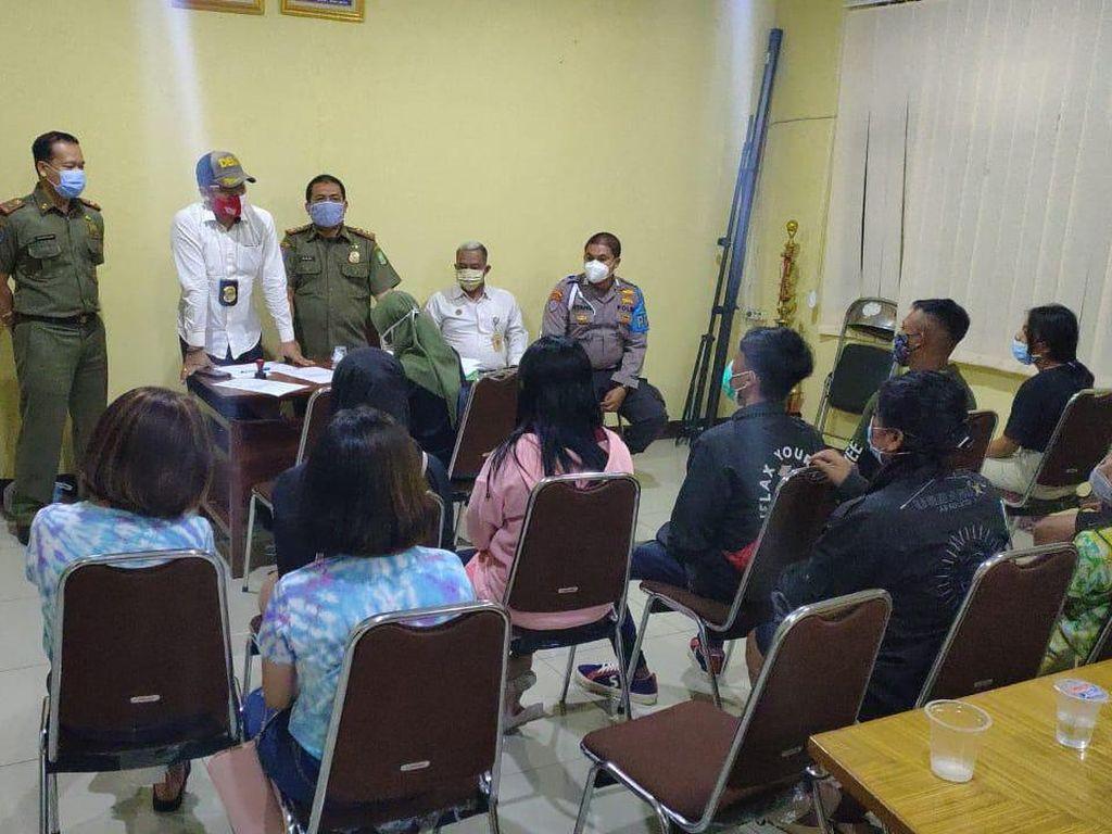 11 Pasangan Terjaring Razia di Hotel RedDoorz Tangerang Dikembalikan ke Ortu