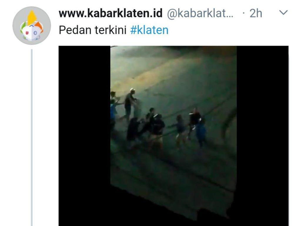 Update Terkini Kasus Kericuhan Massa di Pedan Klaten